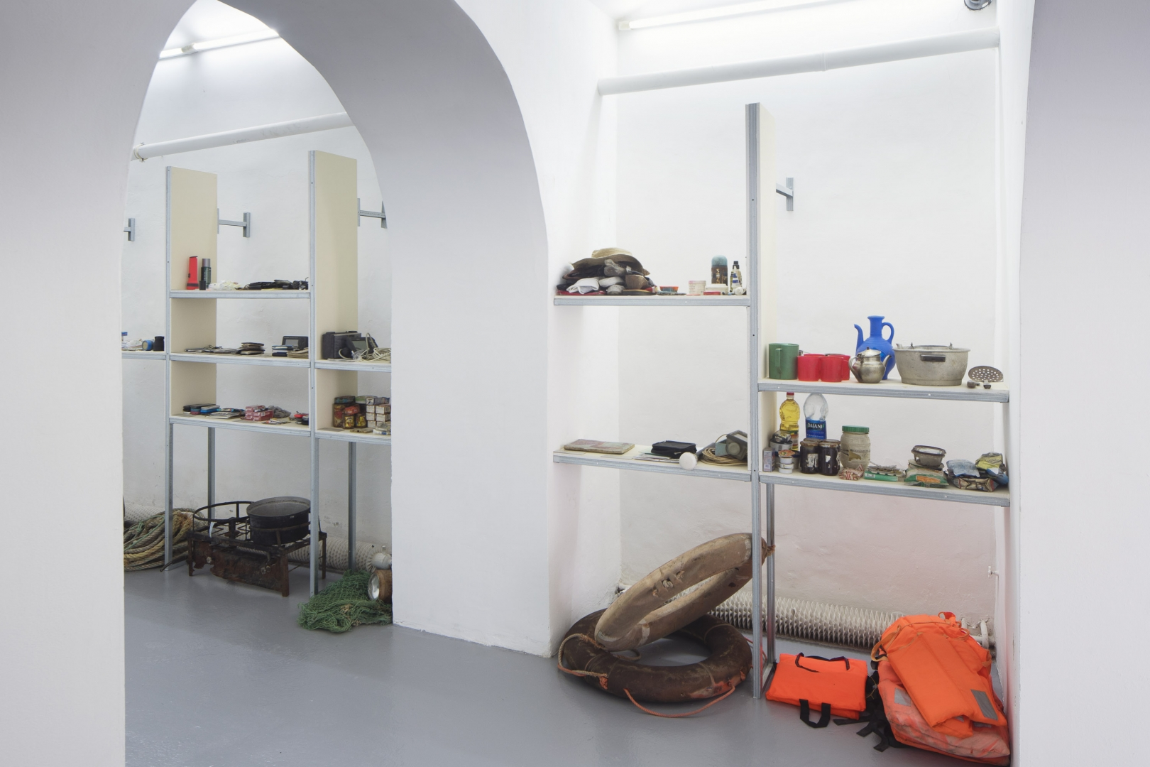 Thomas Kilpper & Massimo Ricciardo, Inventories of Escape, 2014 – 2020