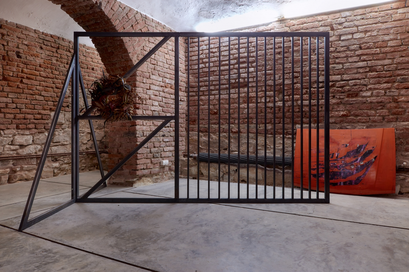 Adrian Kiss: Through the Gate of Absence